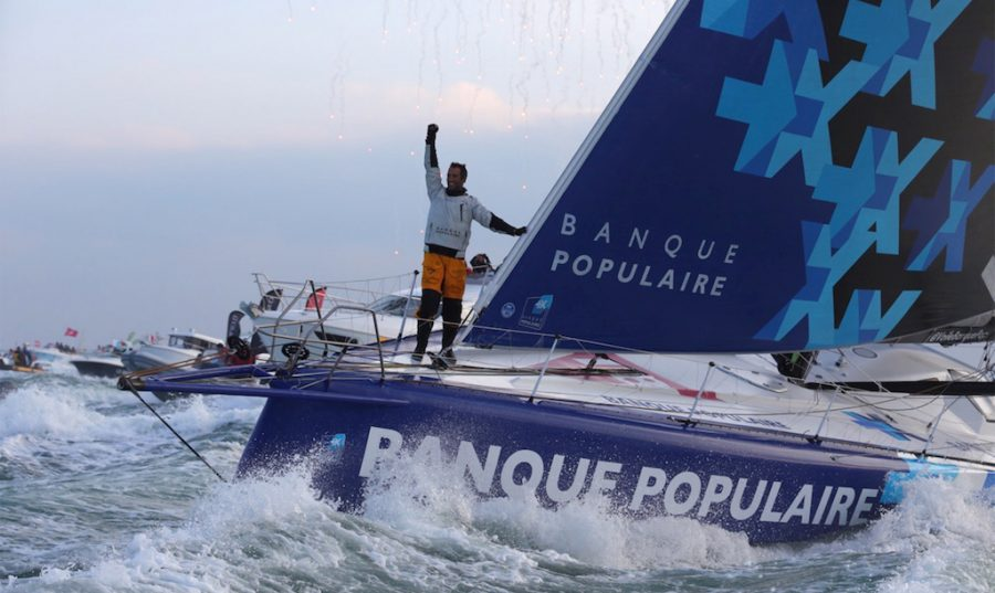 Banque Pop finish