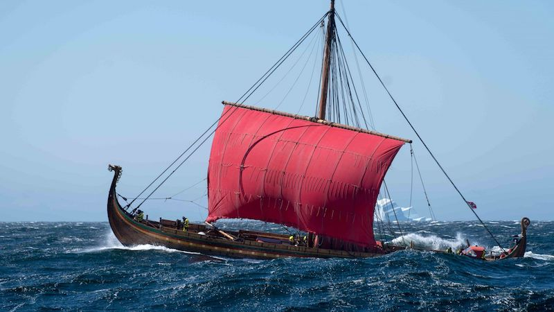 VIKINGS REVISITED: From Greenland to the Black Sea, Great Books to Read While Hiding From the Virus