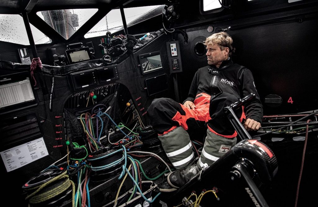 MAJOR BUMMER: Alex Thomson Retires from 2020-21 Vendée Globe
