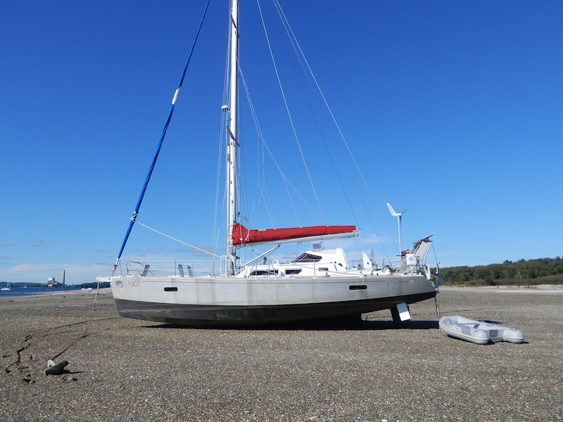 AGROUND AGAIN: Old Trick in a New Location